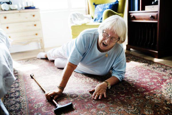preventing elderly falling