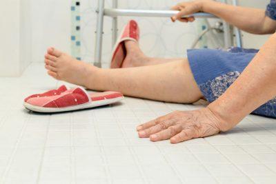 preventing senior falling