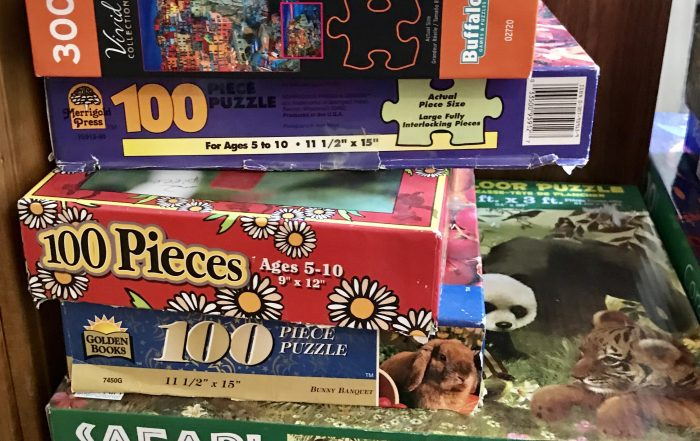 picture of puzzles